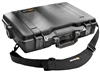 PELICAN CASE BLACK W/FOAM 1495BLK