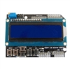 OSEPP 16X2 LCD DISPLAY & KEYPAD SHIELD 16X2SHD01            ARDUINO   RETURN POLICY: EXPERIMENTAL USE, NOT RETURNABLE