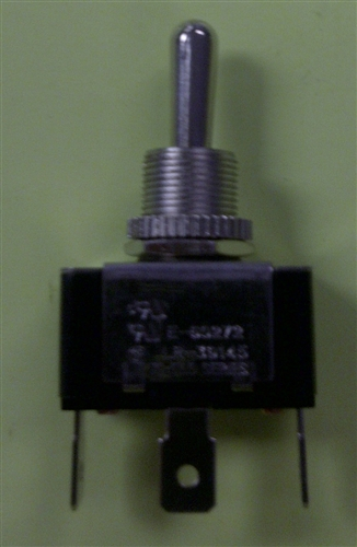Philmore Spdt Toggle Switch On Off On 1 4 Quot Qc 30 315b
