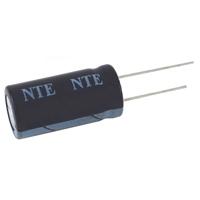 Nte Cap Elect Rad 330uf 6 3v 105c 6x11mm 330uf6 3vtw