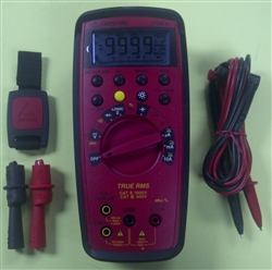AMPROBE PRECISION RMS DIGITAL MULTIMETER 37XRA