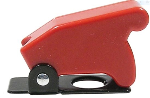 MODE RED TOGGLE SWITCH SAFETY COVER 12MM 42-903-0