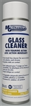 MG GLASS CLEANER 825-500G **DO NOT FREEZE**