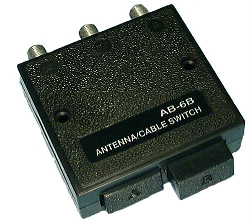 Philmore Push Button Ab Switch Bem35