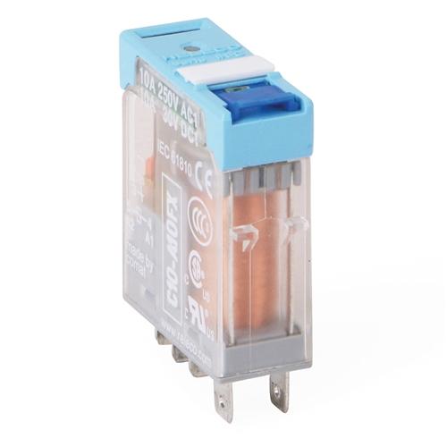 Releco Relay Spdt 10a Miniature 24vdc 24vac C10a10bx 24v