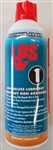 LPS 1 GREASELESS LUBRICANT 312G C30116