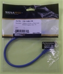 SIGNAMAX CAT5E PATCH CORD W/BOOT BLU (1FT) C5E114BU1FB      CABLE
