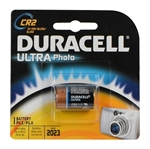 DURACELL 3V ULTRA PHOTO LITHIUM BATTERY CR2