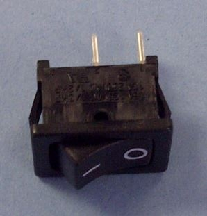 C Amp K Spst Mini On Off Rocker Switch Da102j12s215pqf