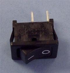 C Amp K Spst Mini On Off Rocker Switch Da102j12s215pqf