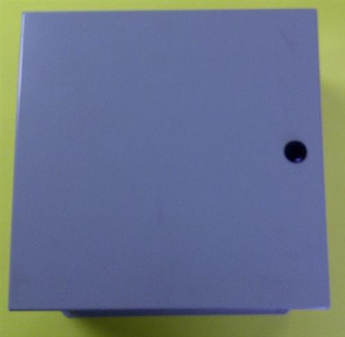 Hammond N4 12x12x6 Single Door Flanged Enclosure Ej12126