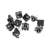 OSEPP MINI SQUARE PUSHBUTTON SWITCH 12MM (10PK) LS00002     ARDUINO