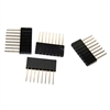 OSEPP STACKABLE HEADERS 8 PIN (4PK) LS00008                 ARDUINO