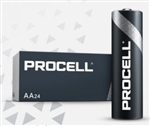 DURACELL AA PROCELL ALKALINE BATTERY SP24 PC1500            **THIS PRODUCT SOLD TO BUSINESSES ONLY**