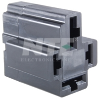 Nte Socket For 70a Spst Automotive Relay R95 160a