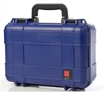 "UK 613 CASE W/FOAM BLU (14X10.6X6.5"") 01008"