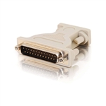 C2G SERIAL ADAPTER DB9(F)->DB25(M) 02446
