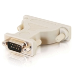 C2G SERIAL ADAPTER DB9(M)->DB25(F) 02449