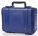 "UK 718 CASE W/FOAM BLU (17.8X12.8X6.8"") 02507"