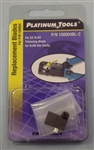 PLATINUM TRIMMING BLADE FOR EZ-RJ45 (2 PK) 100004BL         COMPATIBLE WITH 100004 AND 100044 EZ-RJ TOOL