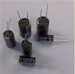 ILLINOIS 1000UF25VTW RADIAL ELECTROLYTIC CAPACITOR          1000UF 25V 105C (13MM X 20MM)