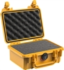 "PELICAN CASE WITH FOAM YELLOW (MFR# 1120-000-240) 1120YEL   (ID 7.46""L X 4.96""W X 3.33""D) *SPECIAL ORDER*"