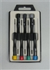 GC 7PC ELECTRONIC SCREWDRIVER SET 12-6912