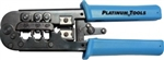 PLATINUM ALL-IN-ONE MODULAR PLUG CRIMP TOOL 12503C