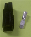 APP PP75 BLACK CONNECTOR 6AWG 75A 1300G4