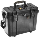 PELICAN CASE WITH FOAM BLACK 1430 BLK                       MFR# 1430-000-110 *SPECIAL ORDER*