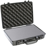 PELICAN CASE 15.6X10.4X3.75 I.D LAPTOP CASE 1470BLK