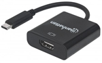 MANHATTAN SUPERSPEED+ USB-C 3.1 TO HDMI CONVERTER 151788