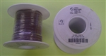 ALPHA 24AWG STRANDED BROWN HOOKUP WIRE 1550-100BRN          (100 FEET)