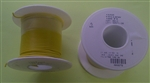 ALPHA 24AWG STRANDED YELLOW HOOKUP WIRE 1550-100YEL         (100 FEET)