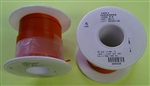 ALPHA 22AWG STRANDED ORANGE HOOKUP WIRE 1551-100ORG         (100 FEET)