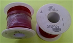 ALPHA 20AWG STR RED HOOKUP WIRE 1553-100RED