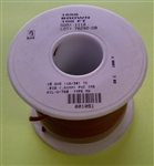 ALPHA 18AWG STRANDED BROWN HOOKUP WIRE 1555-100BRN          (100 FEET)