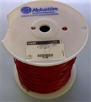 ALPHA 16AWG STRANDED RED HOOKUP WIRE 1557-1000RED           (1000 FEET)