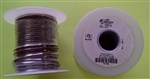 ALPHA 16AWG STRANDED BROWN HOOKUP WIRE 1557-100BRN          (100 FEET)