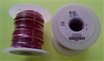 ALPHA 16AWG STR RED HOOKUP WIRE 1557-100RED