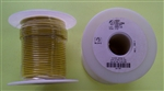 ALPHA 16AWG STRANDED YELLOW HOOKUP WIRE 1557-100YEL         (100 FEET)