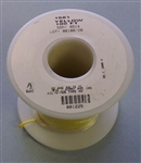 ALPHA 22AWG SOLID YELLOW HOOKUP WIRE 1561-100YEL            (100 FEET)