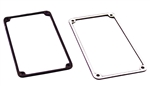 HAMMOND SILICONE GASKET FOR 1590T ENCLOSURES 1590TGASKET    (2/PACK) *SPECIAL ORDER*