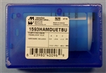 HAMMOND ENCL.FOR ARDUINO DUE TRANSPARENT BLUE 1593HAMDUE-TBU