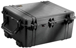 PELICAN CASE BLACK W/FOAM 1690BLK
