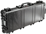 "PELICAN RIFLE CASE WITH FOAM (35-3/4X13.5X5-1/4"") 1700BLK"