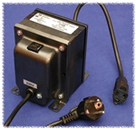 HAMMOND 172F PLUG IN STEPDOWN ISOLATION TRANSFORMER,        PRIMARY 230VAC, 50/60 HZ. SECONDARY 115VAC *SPECIAL ORDER*
