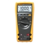 FLUKE TRUE RMS MULTIMETER W/BACKLIGHT & TEMP 179