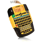 RHINO 4200 LABEL PRINTER (6 AA BATTERIES) 1801611           AC ADAPTER OPTIONAL, CENTER NEG 9VDC 2A REQUIRED