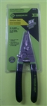 GREENLEE PRO SS WIRE STRIPPER/CUTTER/CRIMPER 10-18AWG 1950SS